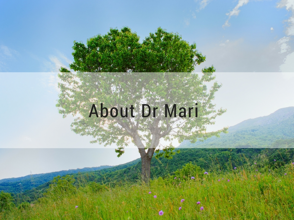 About Dr Mari