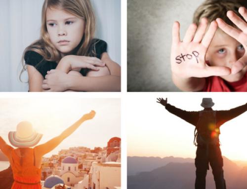 Steps to reducing the shame of childhood trauma