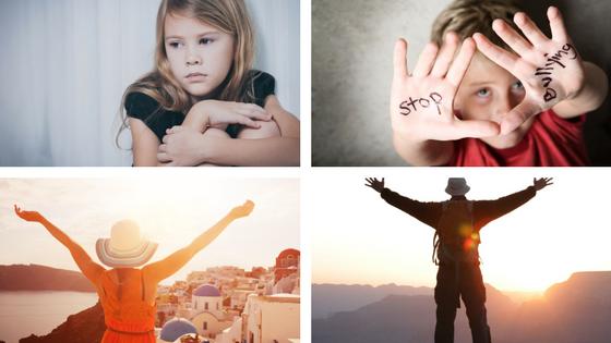 reducing shame of childhood trauma