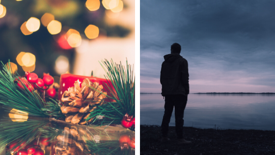 Surviving the holidays after experiencing big life changes this year